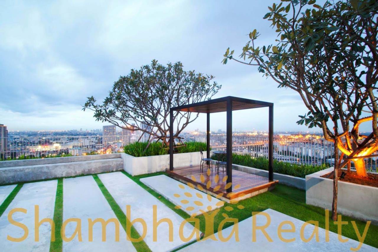 Shambhala Realty Agency's The Bloom Sukhumvit 71 Condominium for Rent in Sukhumvit 71 7