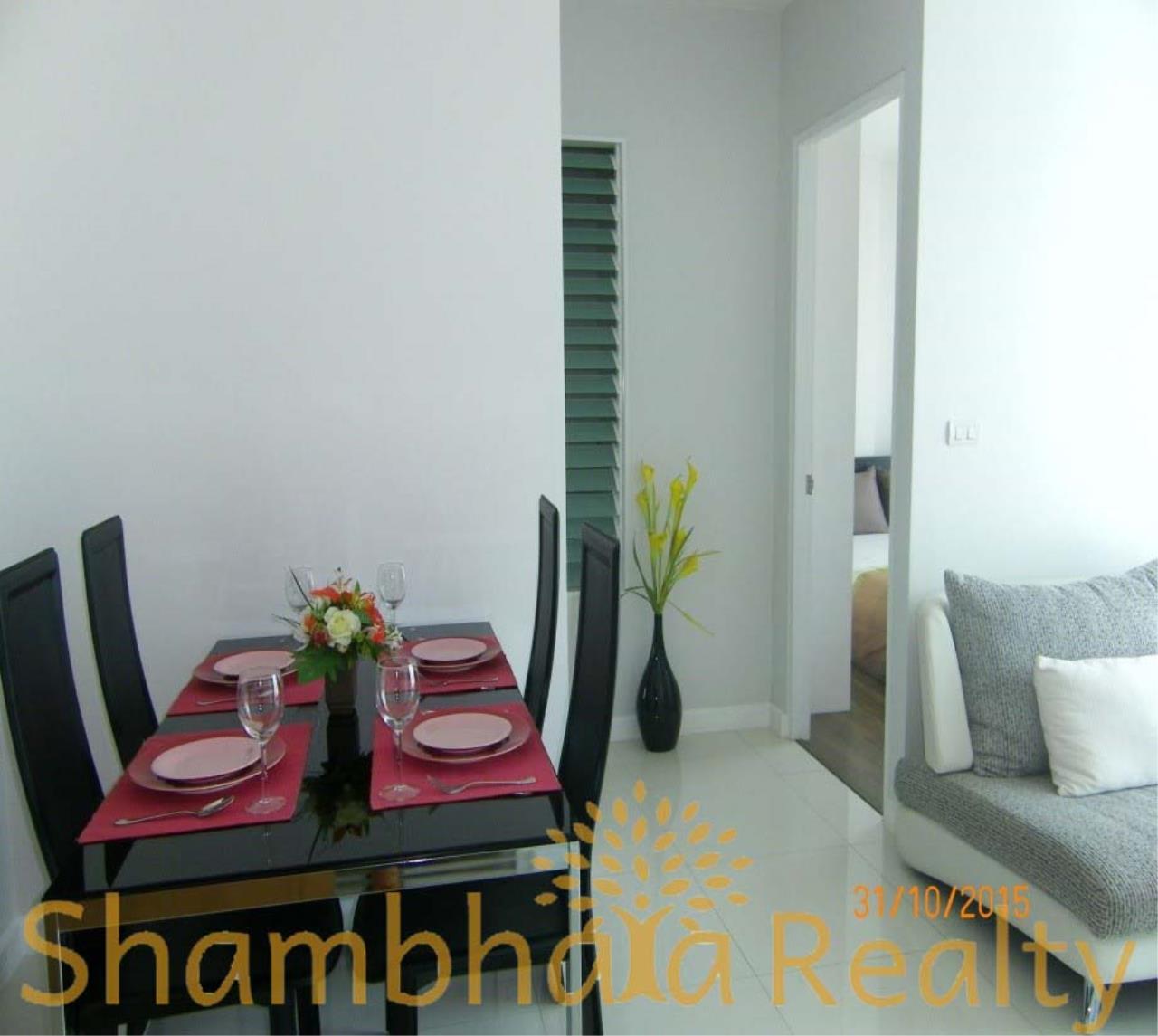 Shambhala Realty Agency's The Bloom Sukhumvit 71 Condominium for Rent in Sukhumvit 71 9
