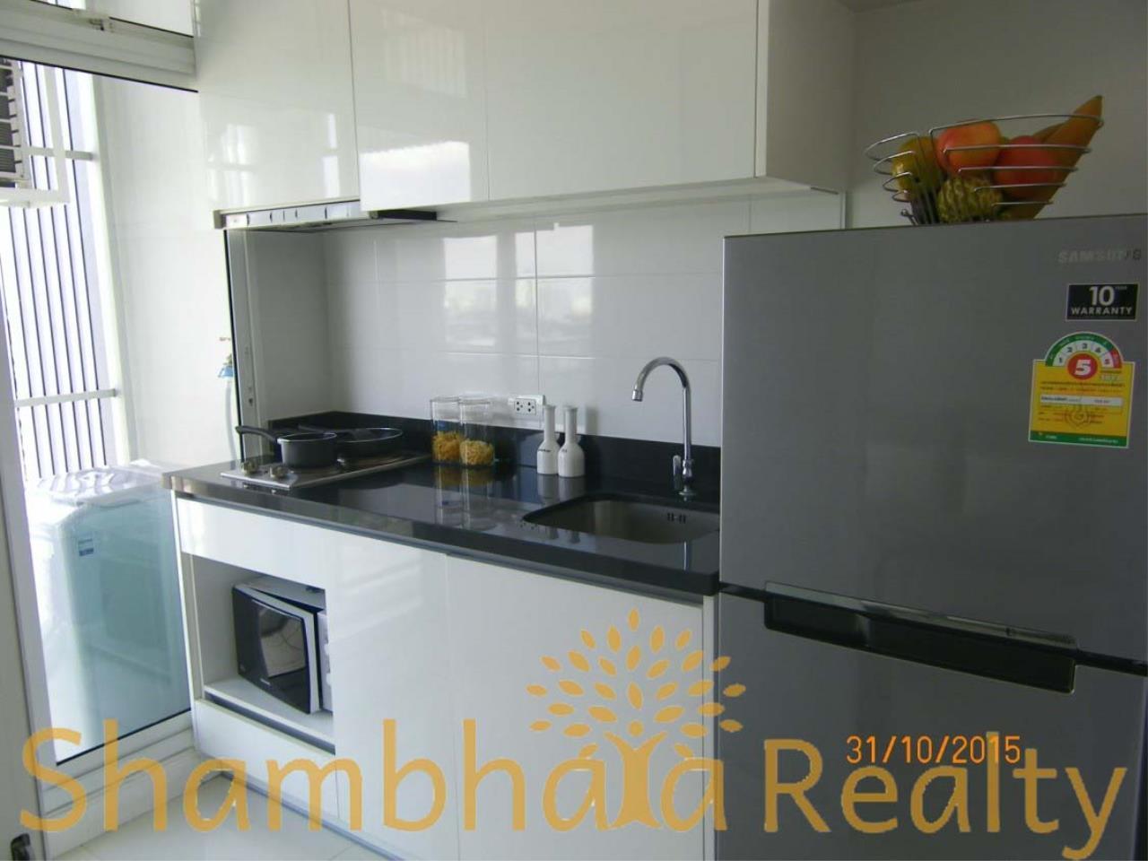 Shambhala Realty Agency's The Bloom Sukhumvit 71 Condominium for Rent in Sukhumvit 71 12