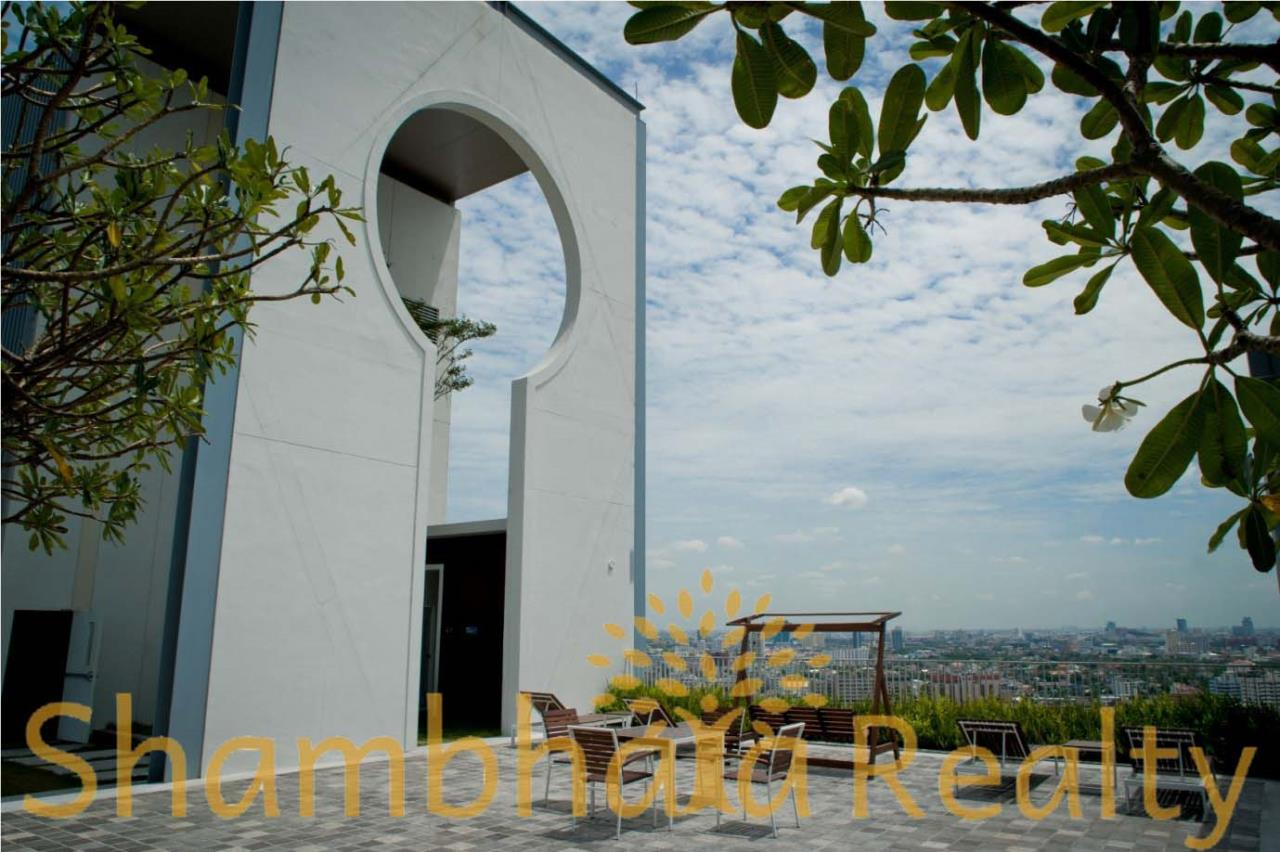 Shambhala Realty Agency's The Bloom Sukhumvit 71 Condominium for Rent in Sukhumvit 71 8
