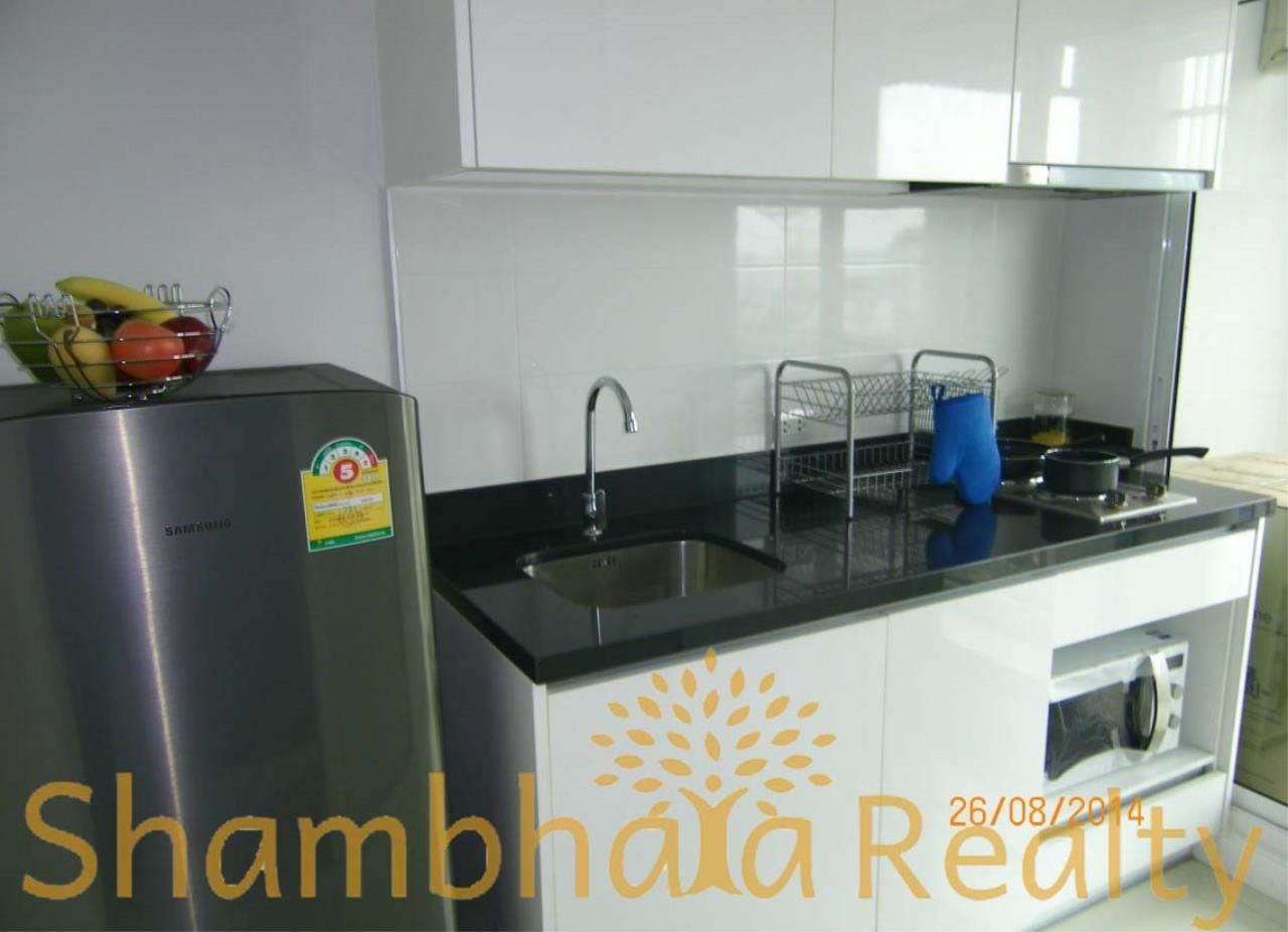 Shambhala Realty Agency's The Bloom Sukhumvit 71 Condominium for Rent in Sukhumvit 71 10
