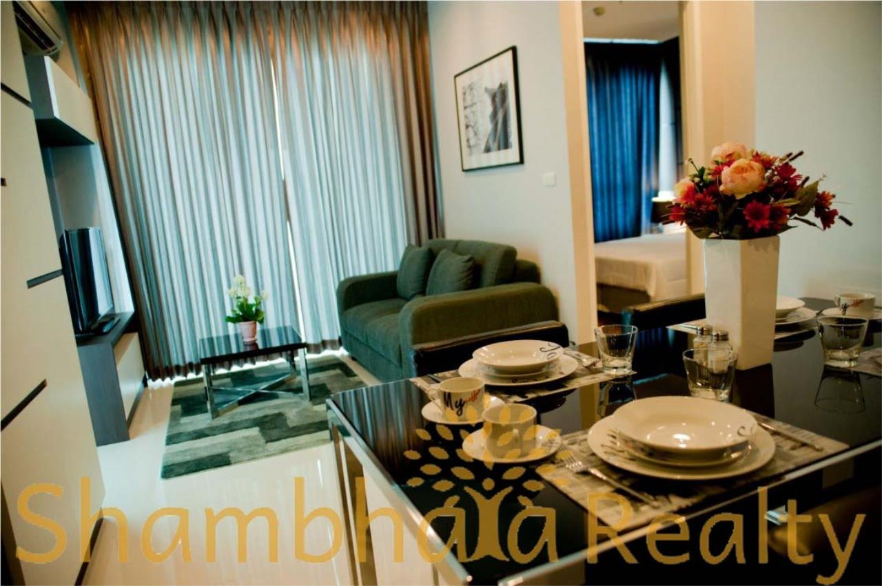 Shambhala Realty Agency's The Bloom Sukhumvit 71 Condominium for Rent in Sukhumvit 71 11