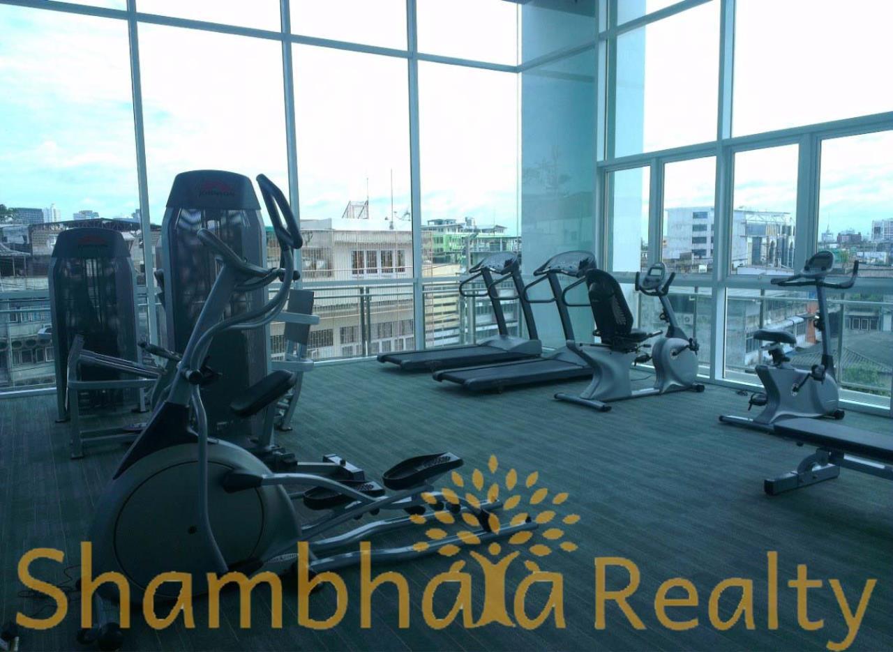 Shambhala Realty Agency's The Bloom Sukhumvit 71 Condominium for Rent in Sukhumvit 71 3