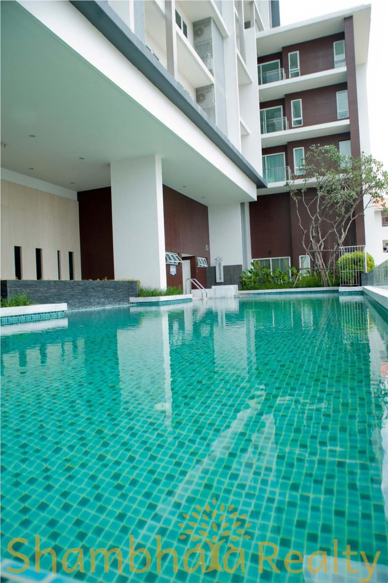 Shambhala Realty Agency's The Bloom Sukhumvit 71 Condominium for Rent in Sukhumvit 71 5
