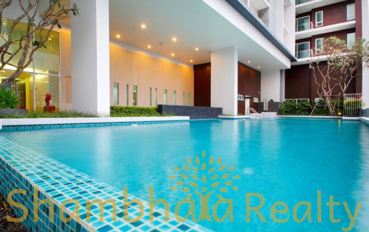 Shambhala Realty Agency's The Bloom Sukhumvit 71 Condominium for Rent in Sukhumvit 71 6