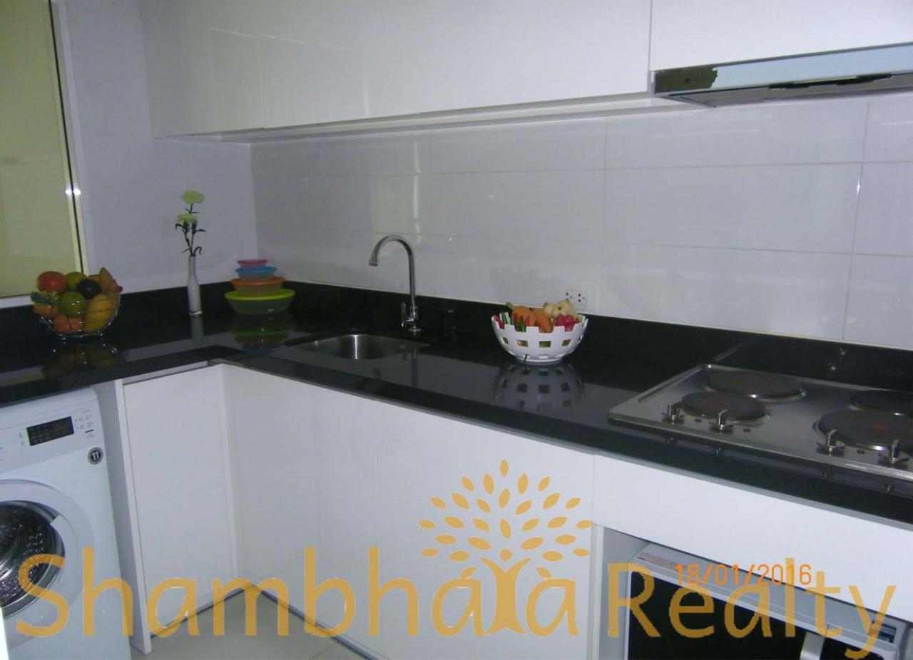 Shambhala Realty Agency's The Bloom Sukhumvit 71 Condominium for Rent in Sukhumvit 71 12