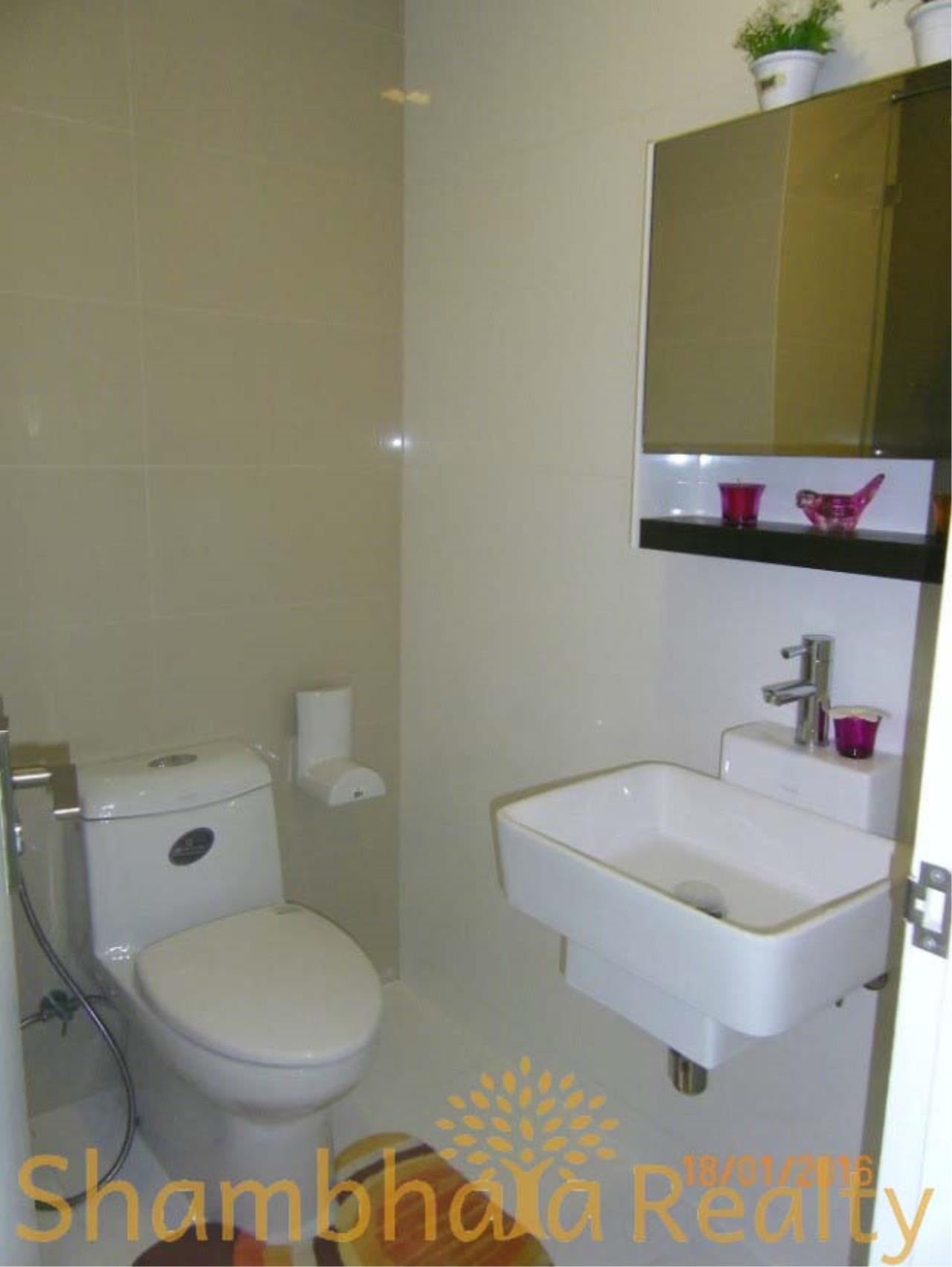 Shambhala Realty Agency's The Bloom Sukhumvit 71 Condominium for Rent in Sukhumvit 71 10
