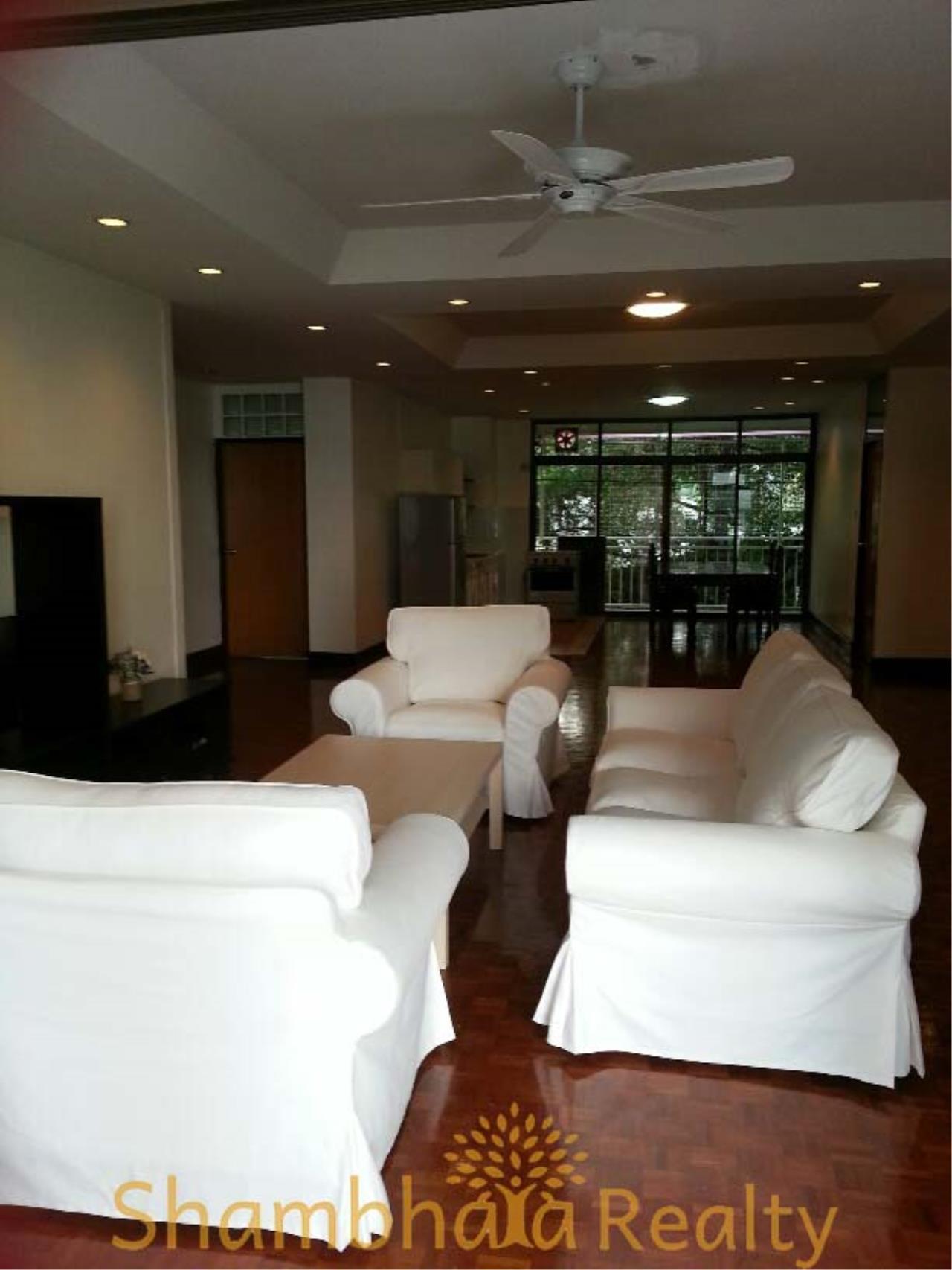 Shambhala Realty Agency's Baan Sawasdee Condominium for Rent in Sukhumvit 31 5