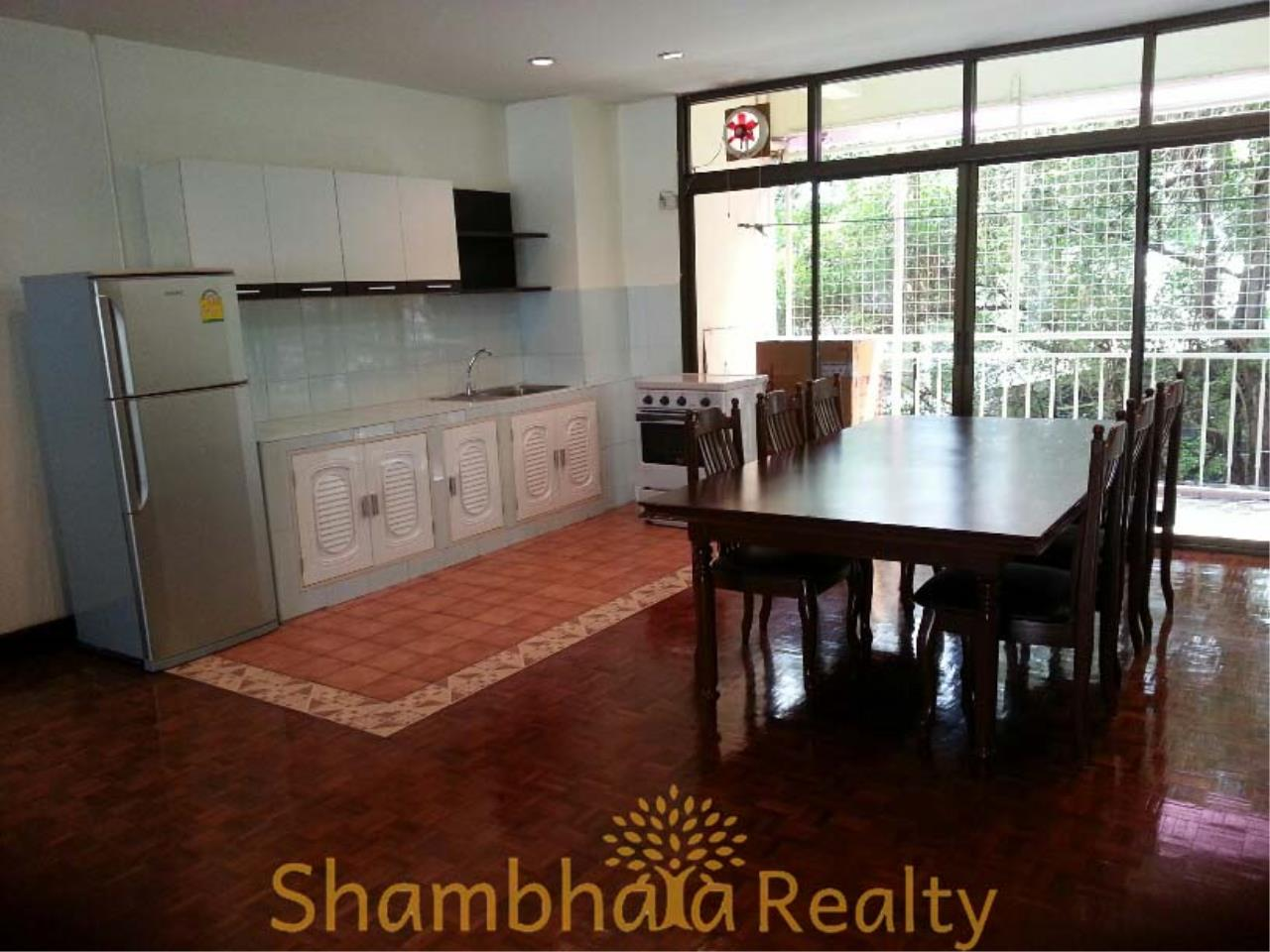 Shambhala Realty Agency's Baan Sawasdee Condominium for Rent in Sukhumvit 31 6
