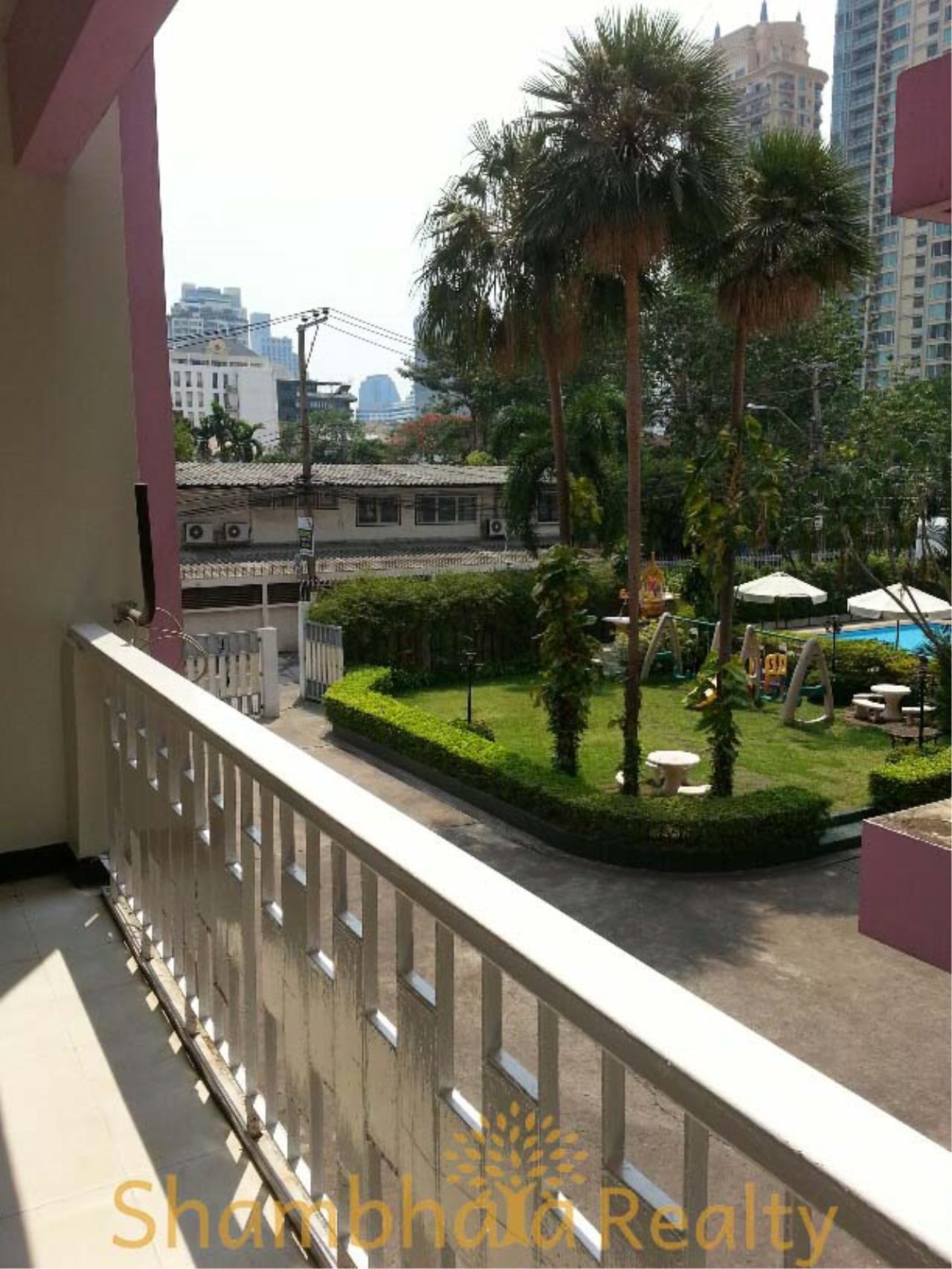 Shambhala Realty Agency's Baan Sawasdee Condominium for Rent in Sukhumvit 31 2
