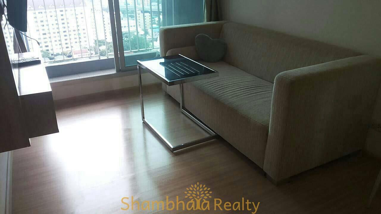 Shambhala Realty Agency's Rhythm Sukhumvit Condominium for Rent in Sukhumvit 50 2