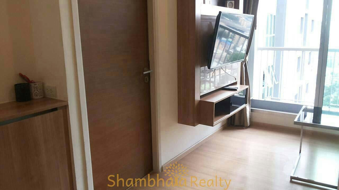 Shambhala Realty Agency's Rhythm Sukhumvit Condominium for Rent in Sukhumvit 50 4