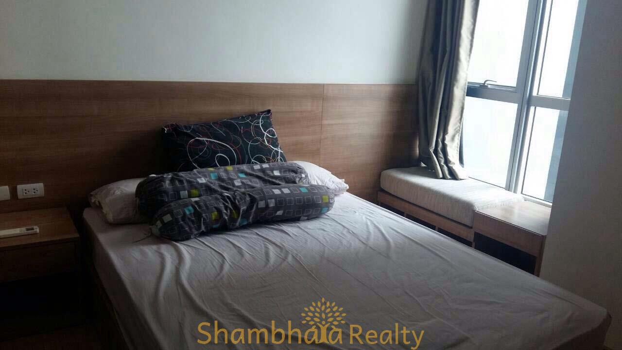 Shambhala Realty Agency's Rhythm Sukhumvit Condominium for Rent in Sukhumvit 50 1
