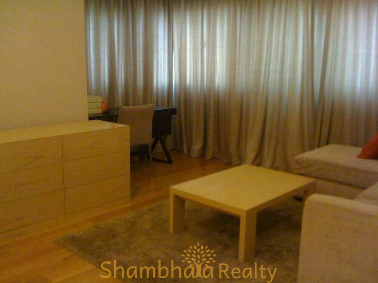 Shambhala Realty Agency's Sathorn Gardens Condominium for Rent in South Sathorm 1