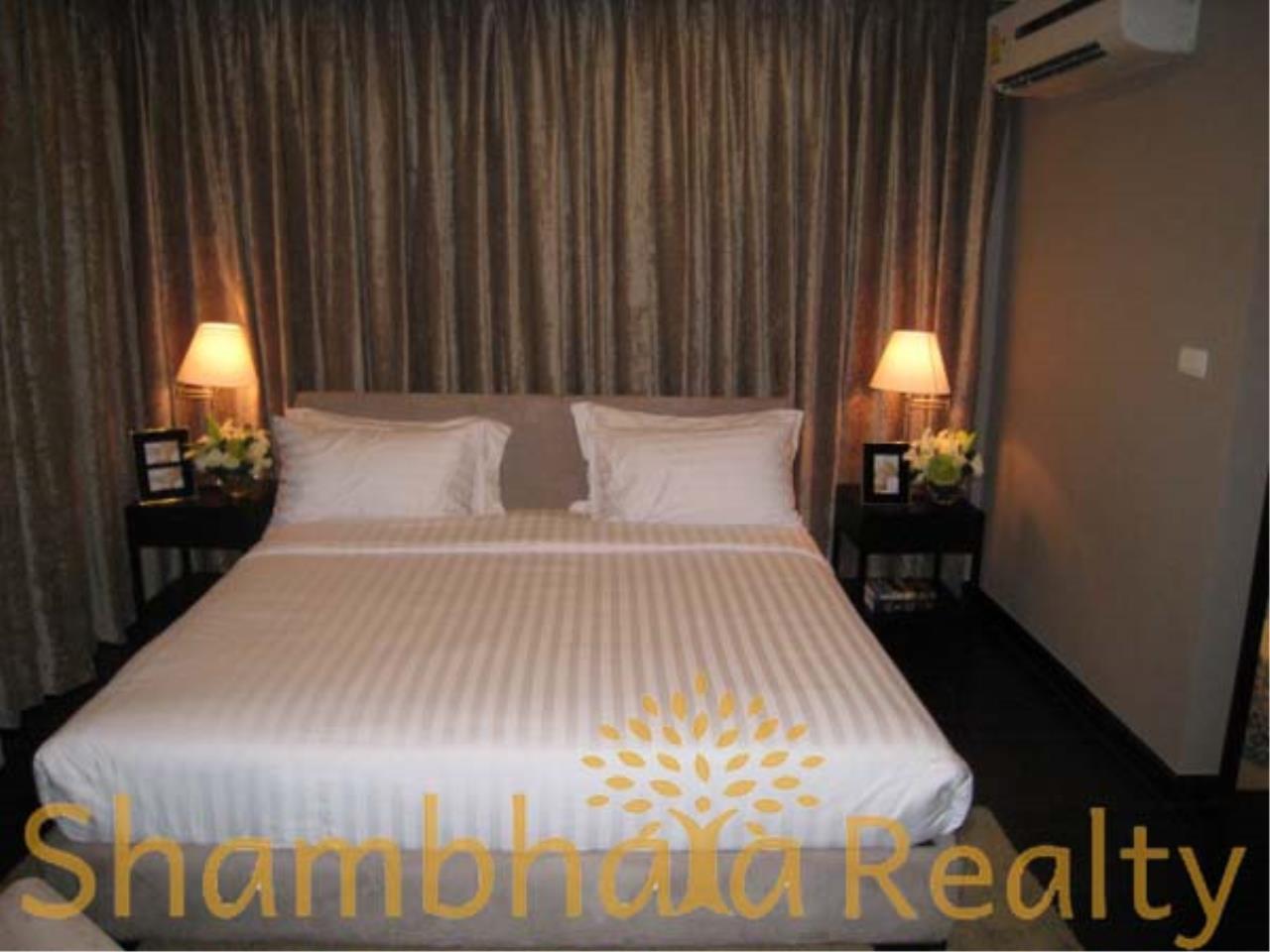 Shambhala Realty Agency's Sathorn Gardens Condominium for Rent in South Sathorm 3