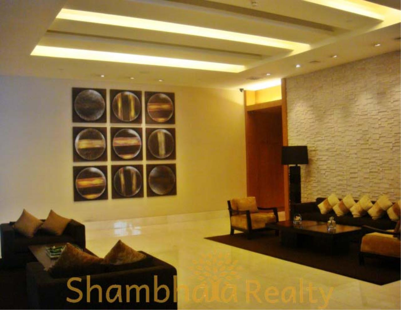 Shambhala Realty Agency's Sathorn Gardens Condominium for Rent in South Sathorm 12