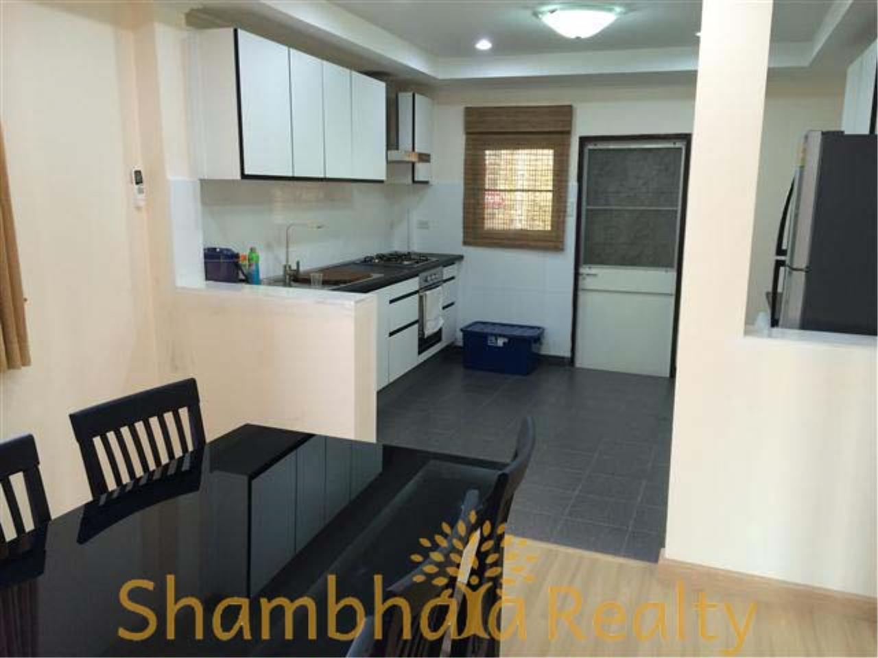 Shambhala Realty Agency's Single house to rent at Lassalle 22 Condominium for Rent in Sukhumvit Soi 101, Lassalle 22 4