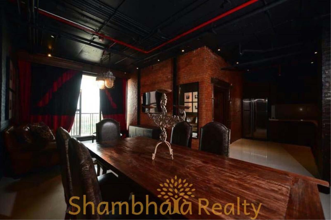 Shambhala Realty Agency's Aguston Sukhumvit 22 Condominium for Rent 9