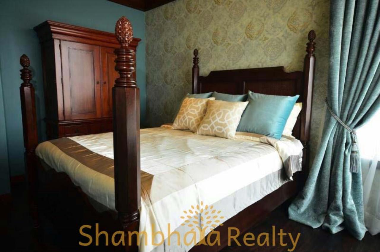 Shambhala Realty Agency's Aguston Sukhumvit 22 Condominium for Rent 11