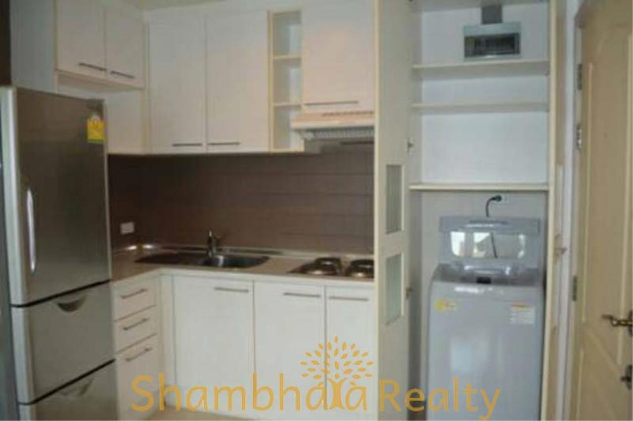 Shambhala Realty Agency's Grand Park View Condominium for Rent in Sukhumvit 21 7