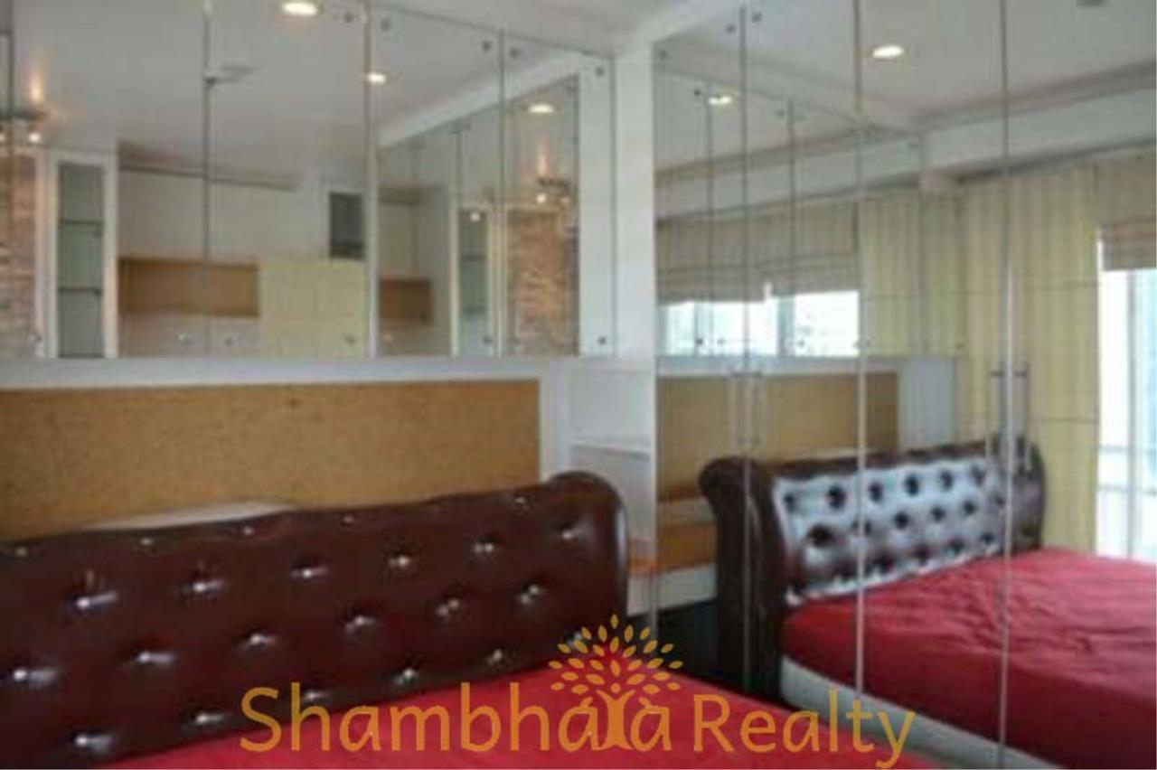 Shambhala Realty Agency's Grand Park View Condominium for Rent in Sukhumvit 21 1