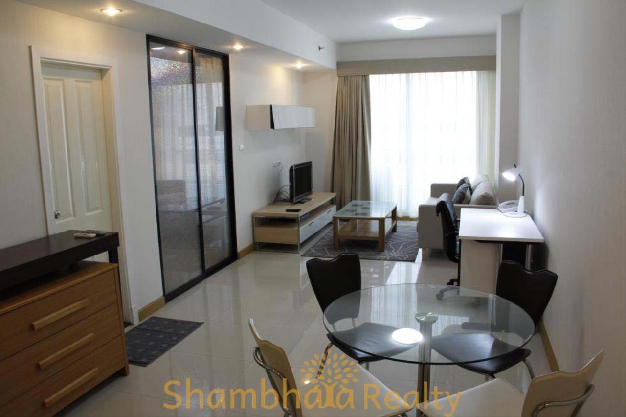 Shambhala Realty Agency's Supalai Premier Place Asoke Condominium for Rent in Sukhumvit 21 4