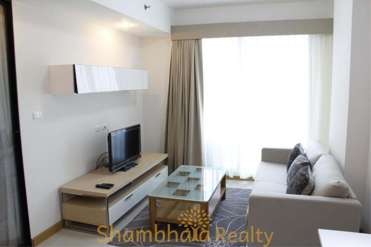 Shambhala Realty Agency's Supalai Premier Place Asoke Condominium for Rent in Sukhumvit 21 3