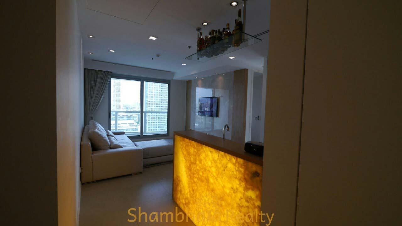 Shambhala Realty Agency's The River Condominium for Sale in Chareonnakorn 18