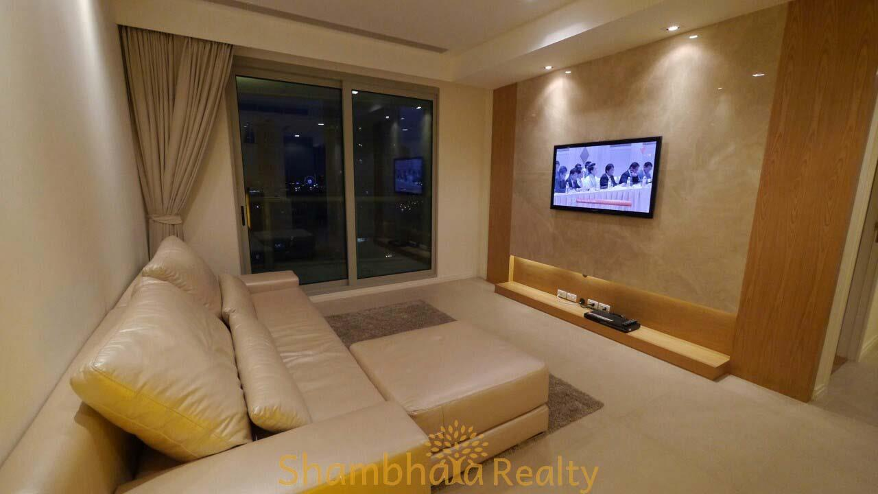 Shambhala Realty Agency's The River Condominium for Sale in Chareonnakorn 3