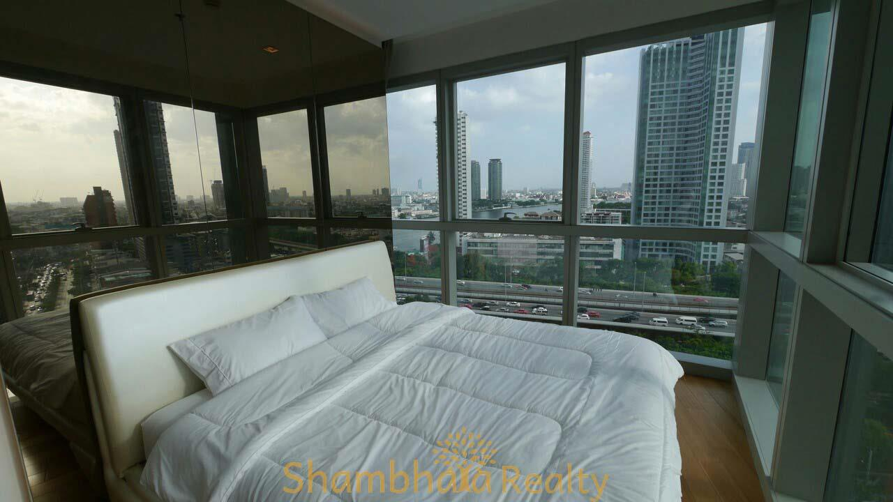Shambhala Realty Agency's The River Condominium for Sale in Chareonnakorn 6