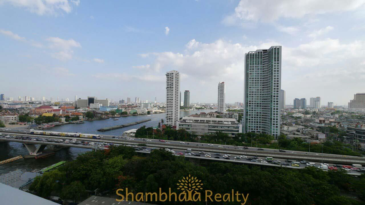 Shambhala Realty Agency's The River Condominium for Sale in Chareonnakorn 10