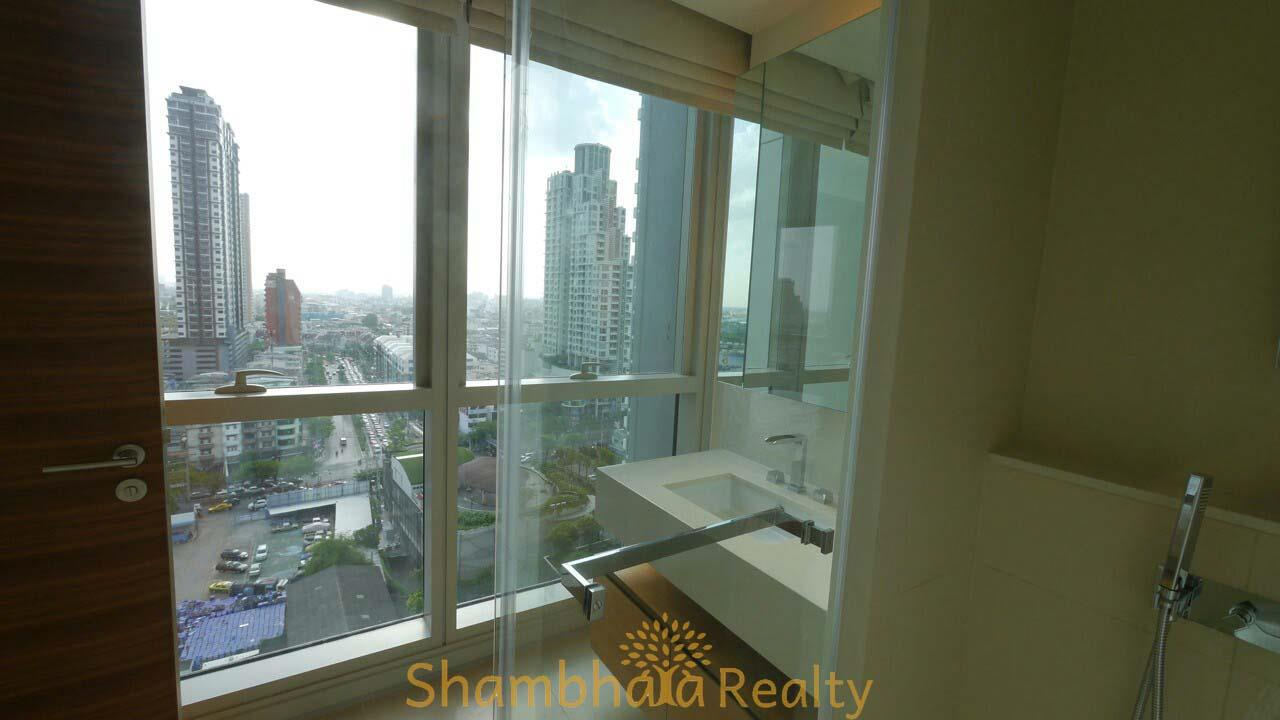 Shambhala Realty Agency's The River Condominium for Sale in Chareonnakorn 8