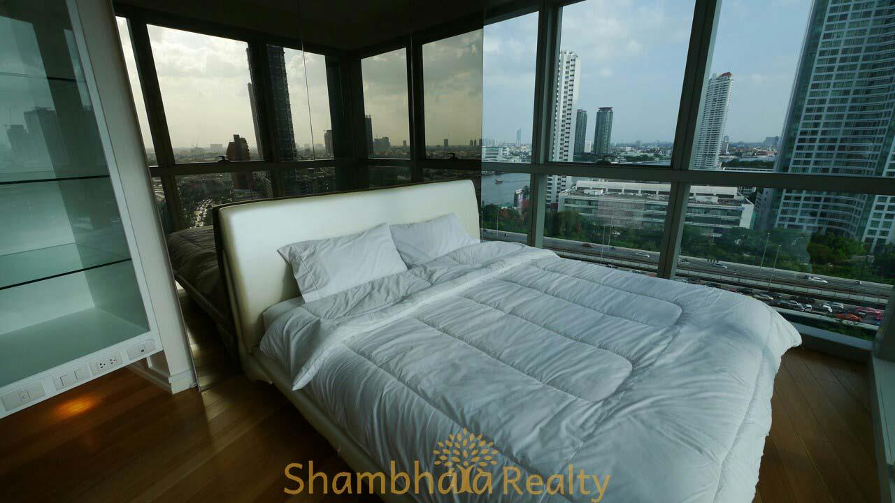 Shambhala Realty Agency's The River Condominium for Sale in Chareonnakorn 20