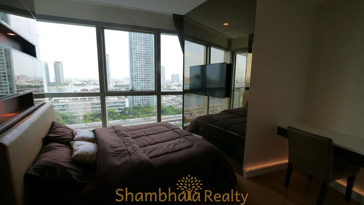 Shambhala Realty Agency's The River Condominium for Sale in Chareonnakorn 15