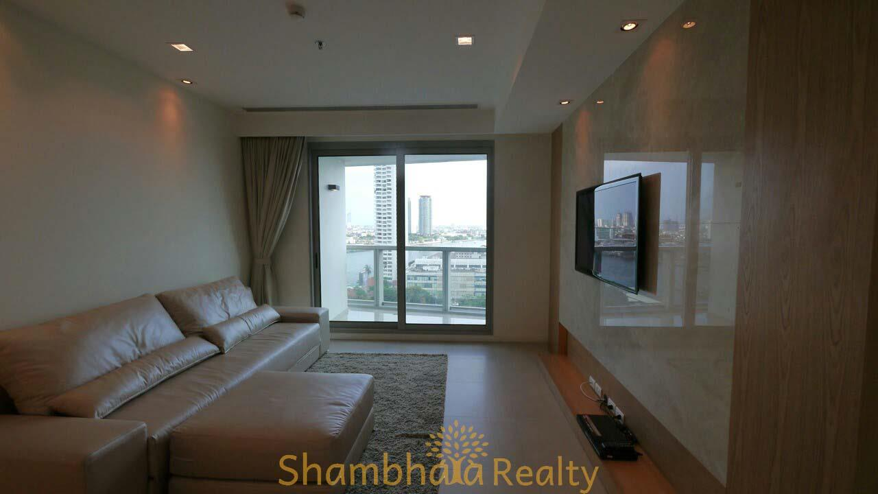 Shambhala Realty Agency's The River Condominium for Sale in Chareonnakorn 7