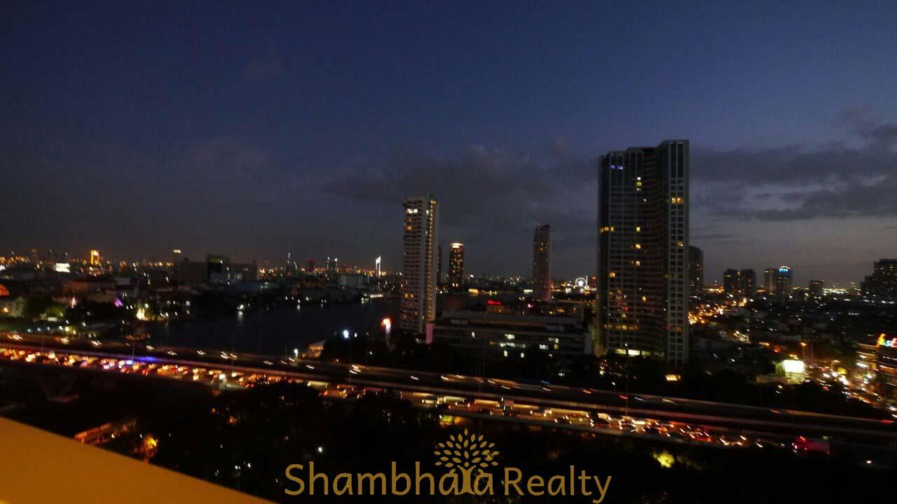 Shambhala Realty Agency's The River Condominium for Sale in Chareonnakorn 17