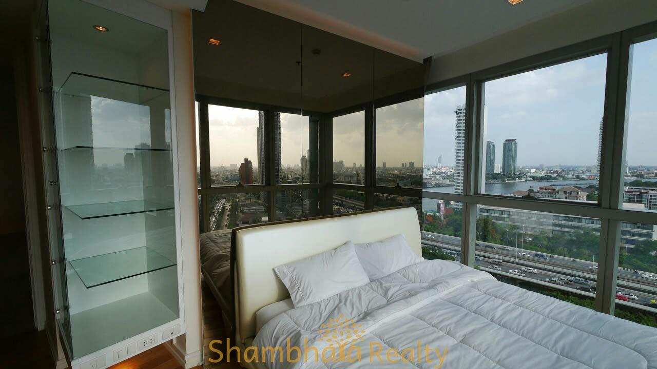 Shambhala Realty Agency's The River Condominium for Sale in Chareonnakorn 16