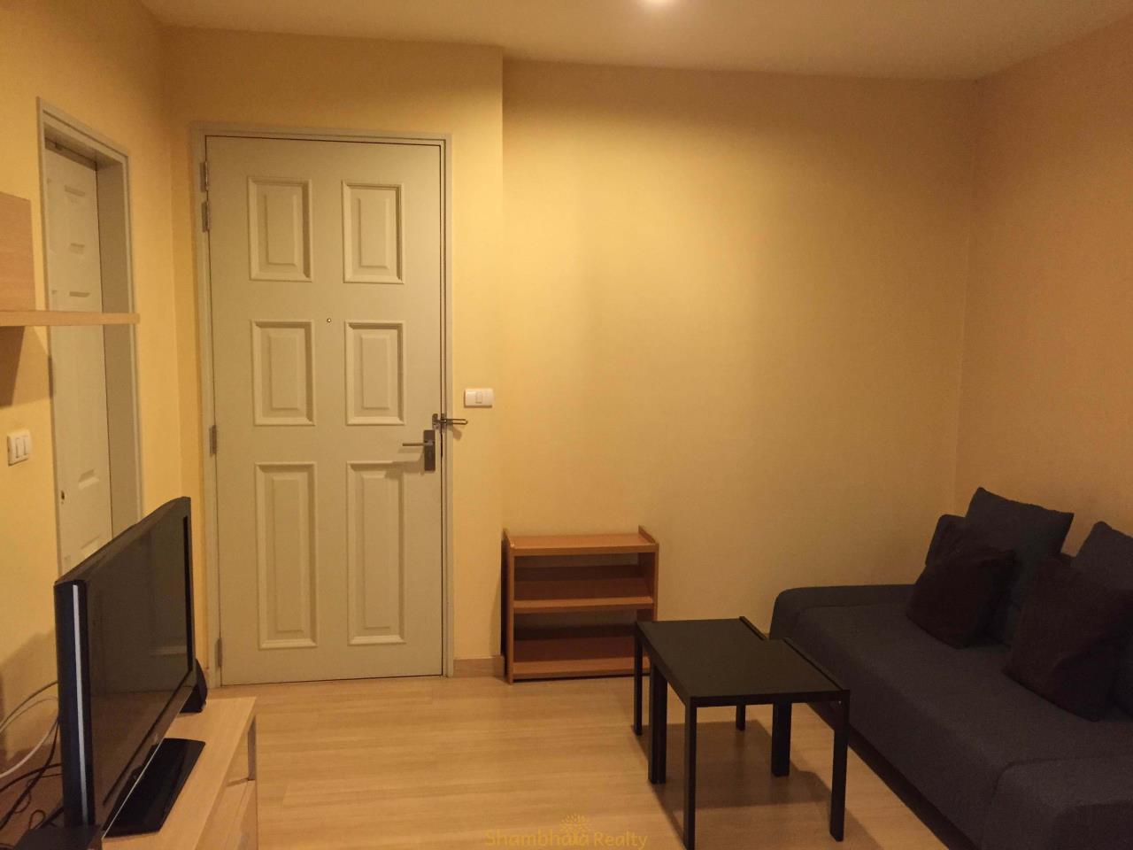Shambhala Realty Agency's Life @ Sathorn 10 Condominium for Rent 7