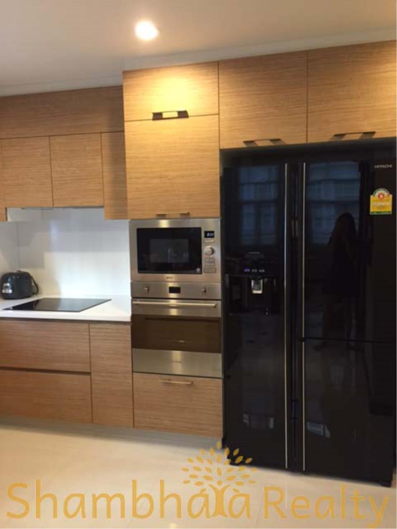 Shambhala Realty Agency's Town Home for Rent Condominium for Rent in Rama 4. MRT Lumpini 2