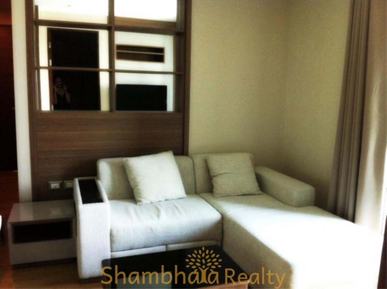 Shambhala Realty Agency's The Address Asoke Condominium for Rent in New Phetchburi 8