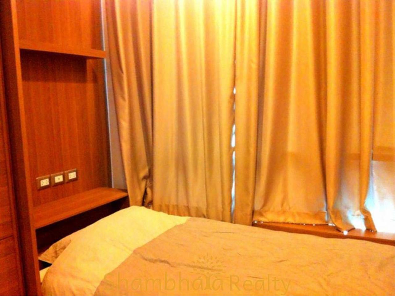 Shambhala Realty Agency's The Address Asoke Condominium for Rent in New Phetchburi 6