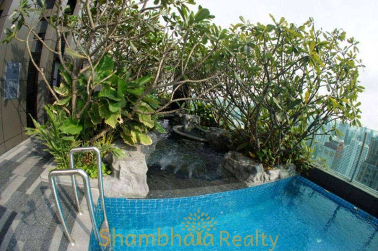Shambhala Realty Agency's The Address Asoke Condominium for Rent in New Phetchburi 5