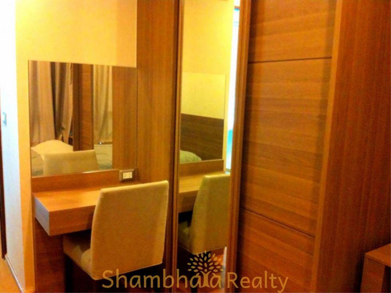 Shambhala Realty Agency's The Address Asoke Condominium for Rent in New Phetchburi 1