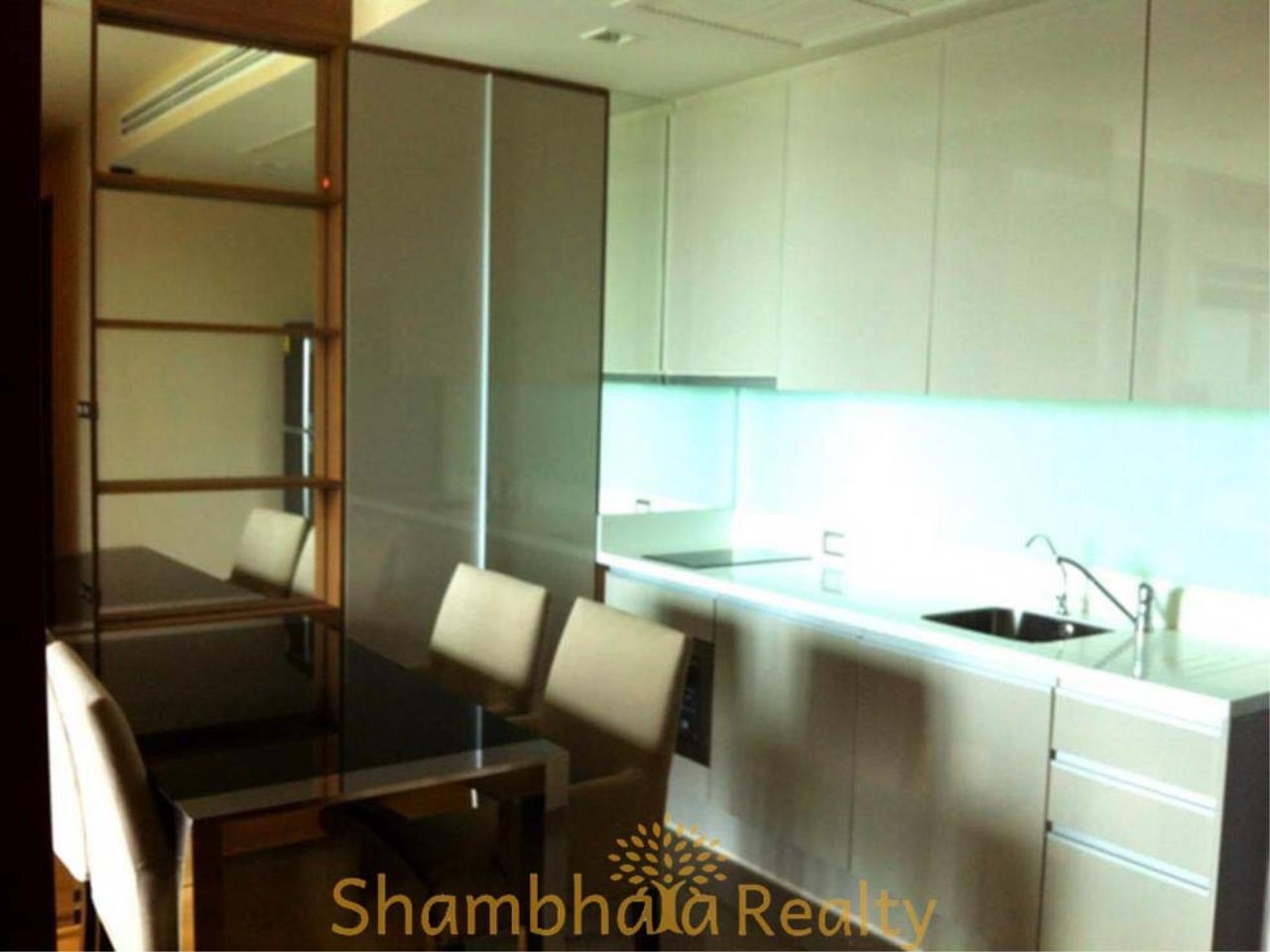 Shambhala Realty Agency's The Address Asoke Condominium for Rent in New Phetchburi 4