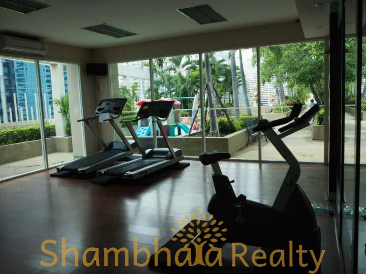 Shambhala Realty Agency's Grand Park View Condominium for Rent in Sukhumvit 21 12
