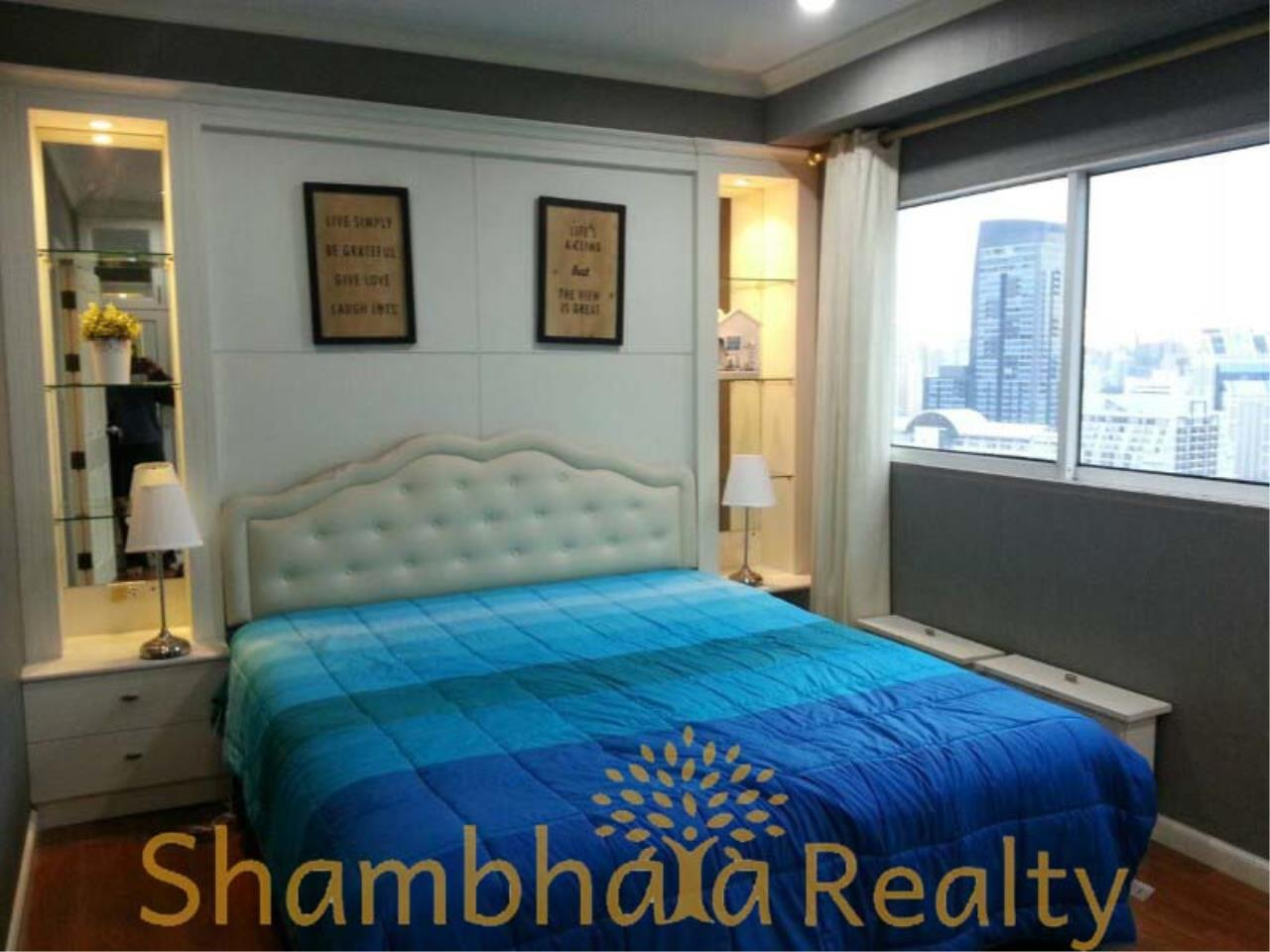 Shambhala Realty Agency's Grand Park View Condominium for Rent in Sukhumvit 21 10
