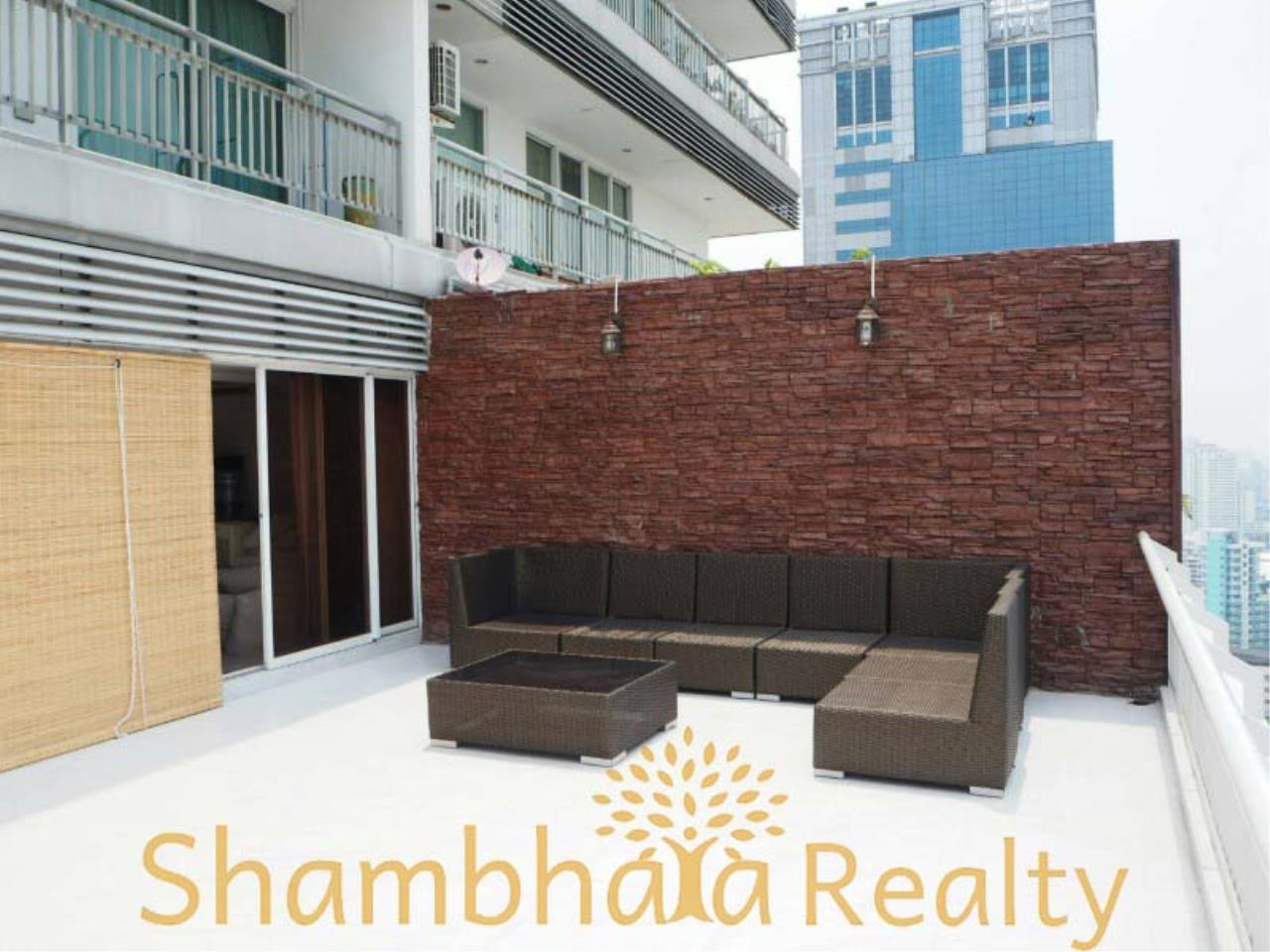 Shambhala Realty Agency's Grand Park View Condominium for Rent in Sukhumvit 21 18