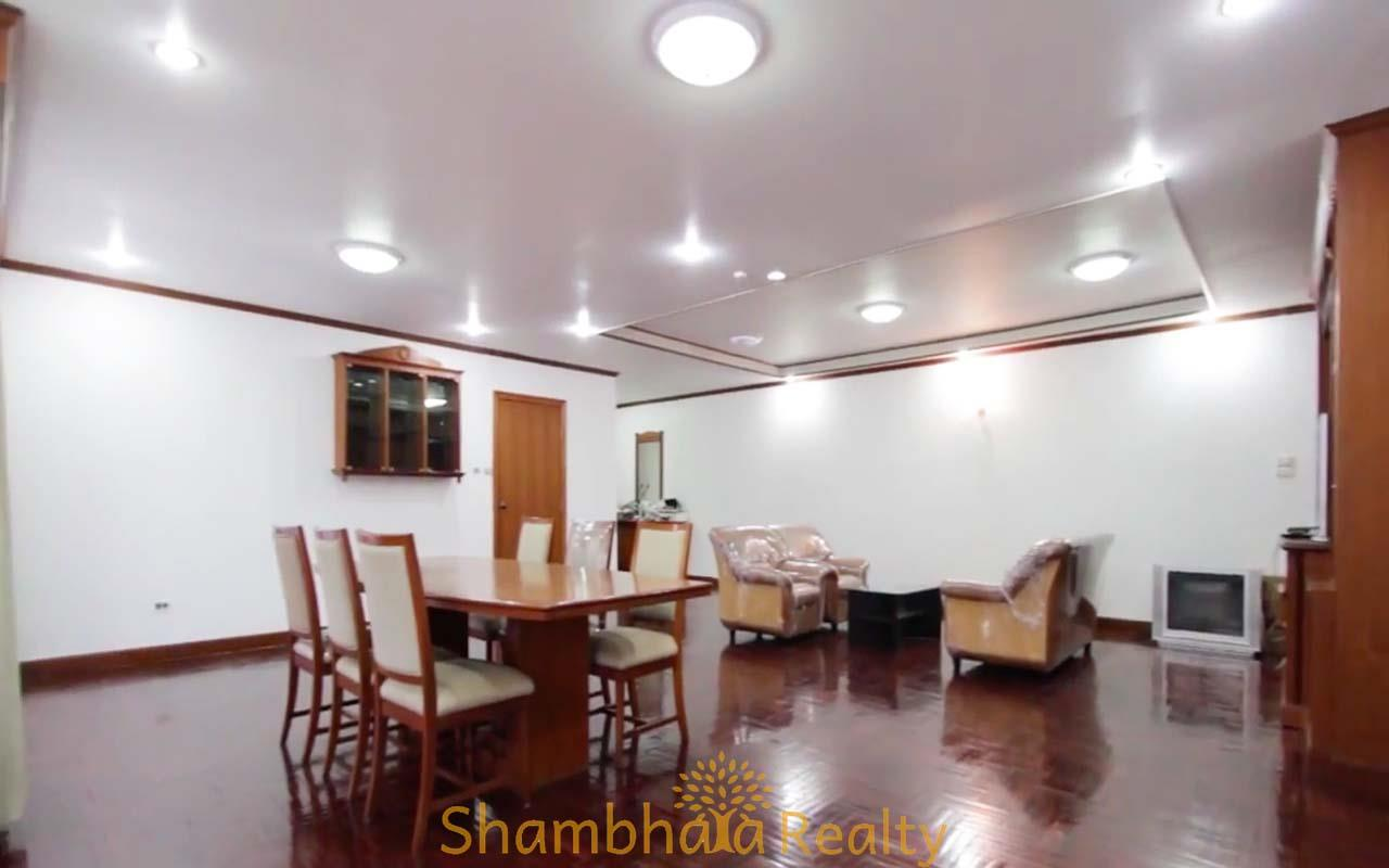 Shambhala Realty Agency's Apartment For Rent Condominium for Rent in Sukhumvit 24 9