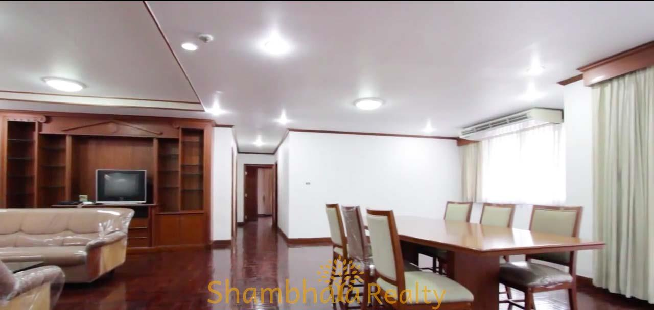 Shambhala Realty Agency's Apartment For Rent Condominium for Rent in Sukhumvit 24 3