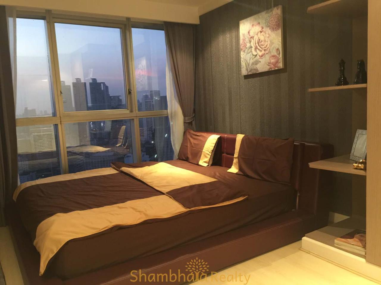 Shambhala Realty Agency's The Waterford Diamond Condominium for Rent in Sukhumvit 30/1 3